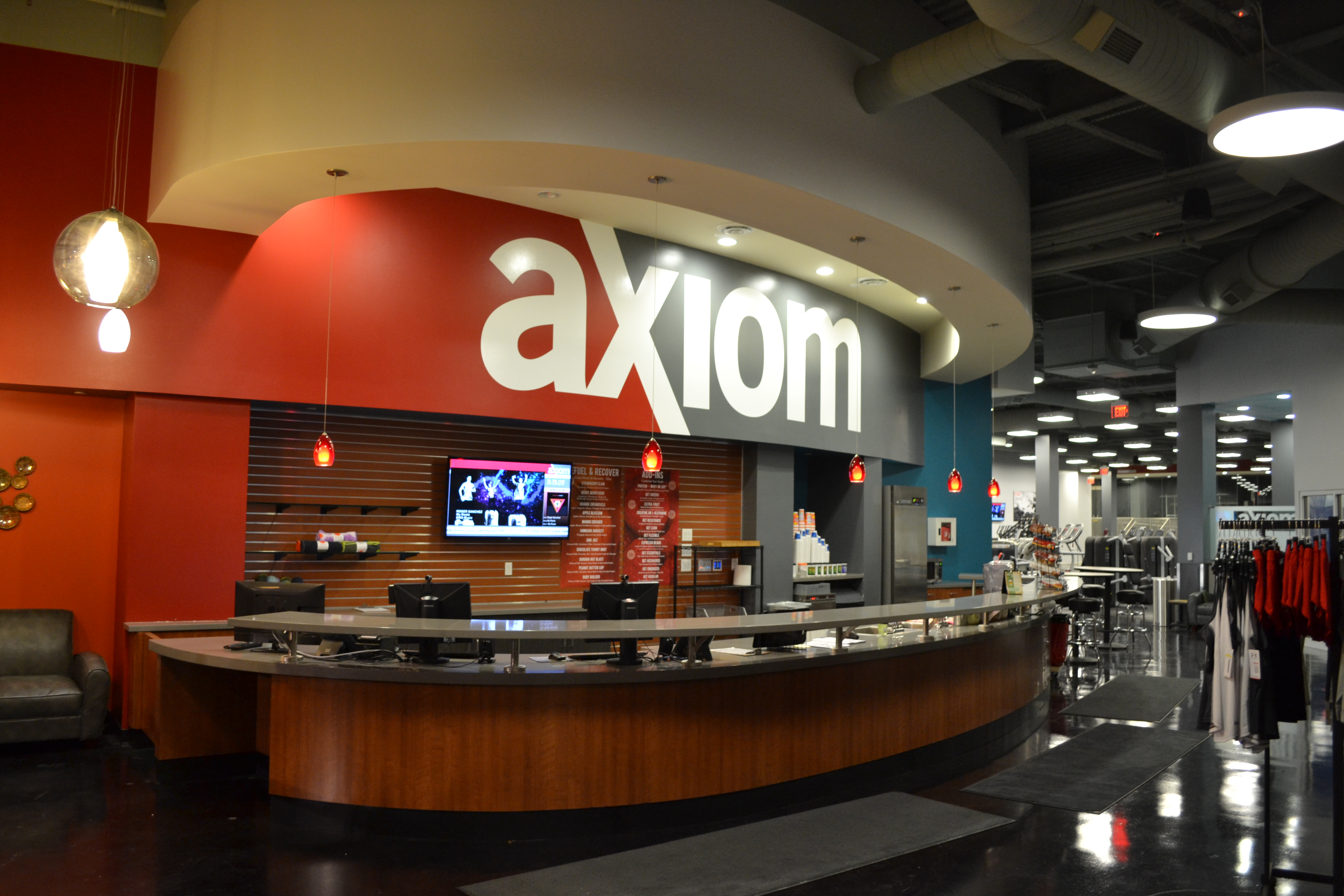 Axiom Fitness – Boise, ID