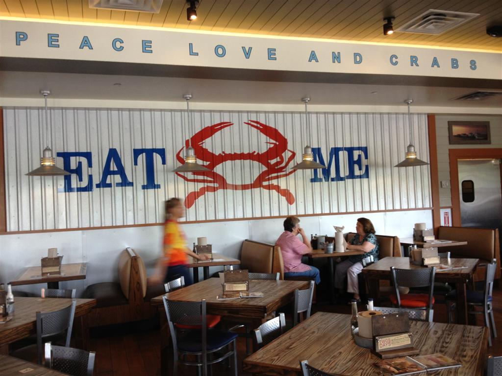 Joe's Crab Shack | AnCor
