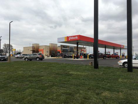 Pilot Travel Center – Rochester, IN