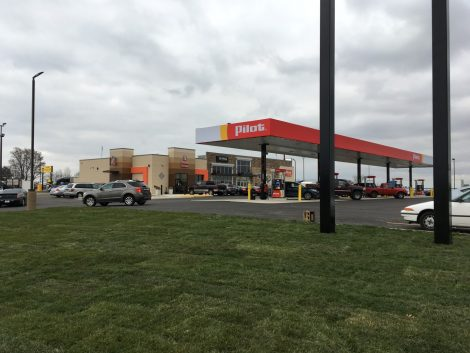 Pilot Travel Center – Rochester, IN