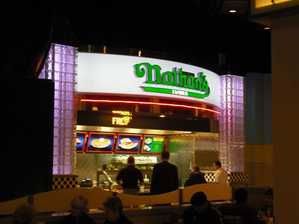 Nathan's MGM Casino- Las Vegas, NV