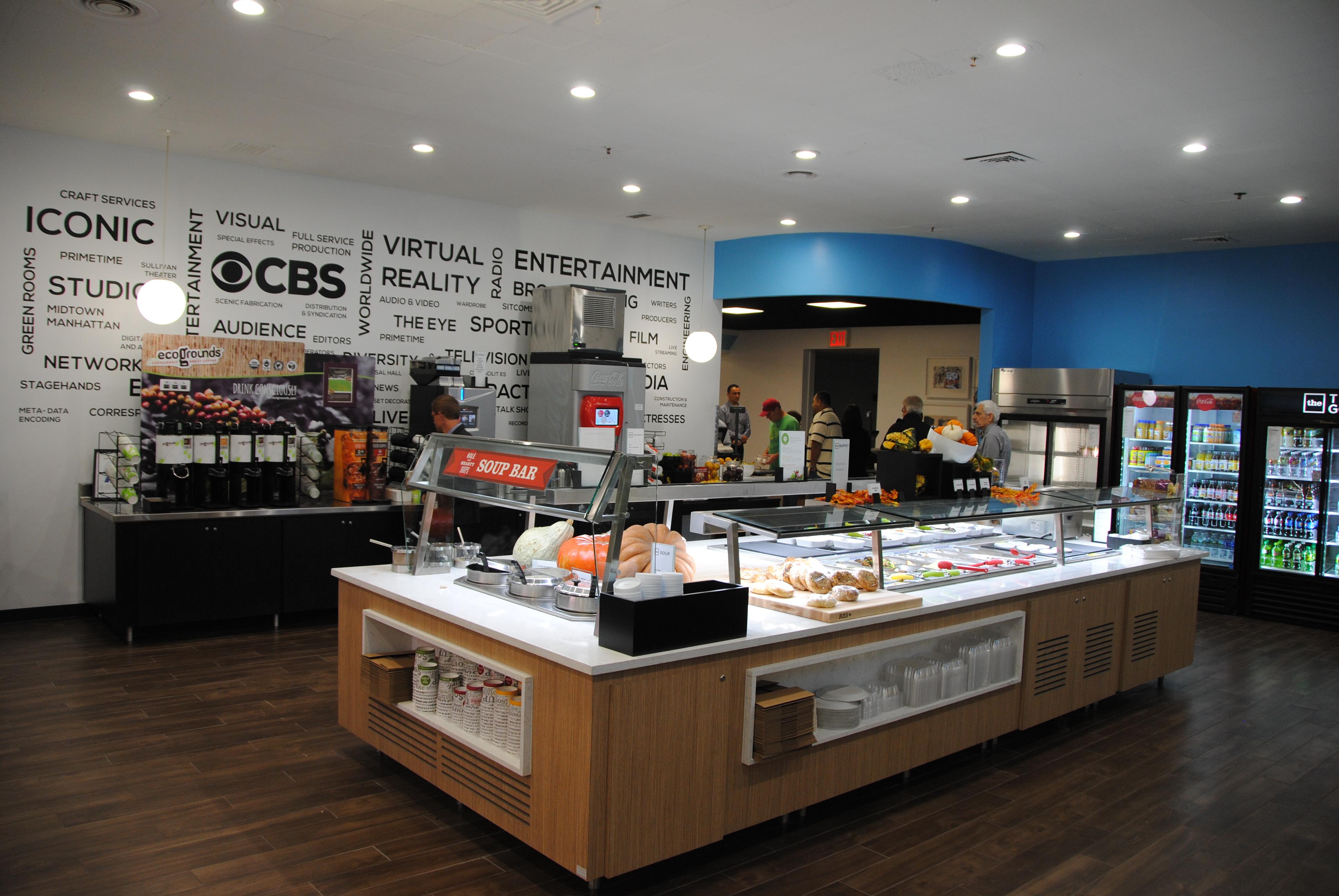 CBS Studios, NY
