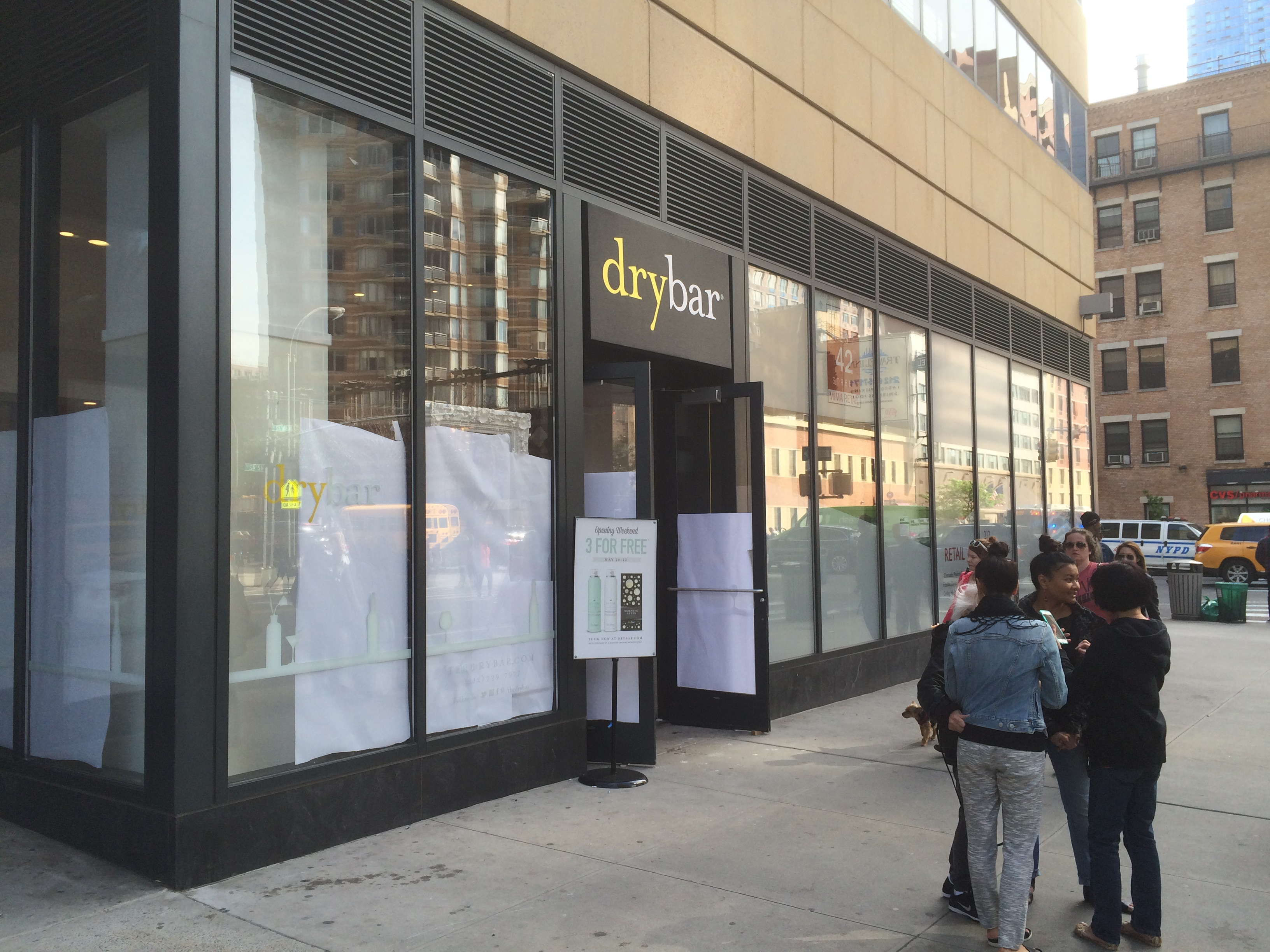 The Dry Bar – Mima Bldg., 42nd st. NY