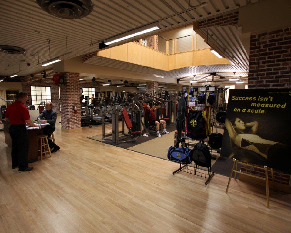 Gold's Gym – Rainier Square, WA