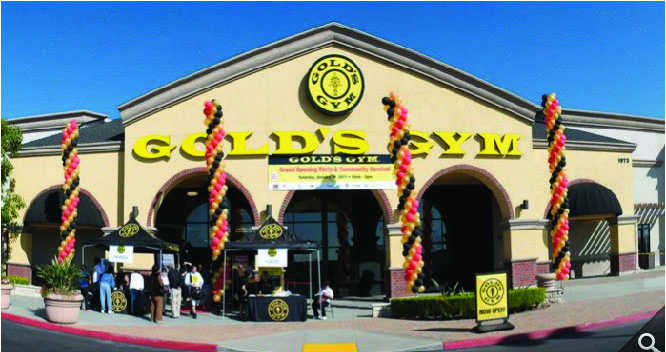 Gold's Gym – Fullerton, CA