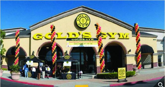 Gold's Gym – Fullerton, CA