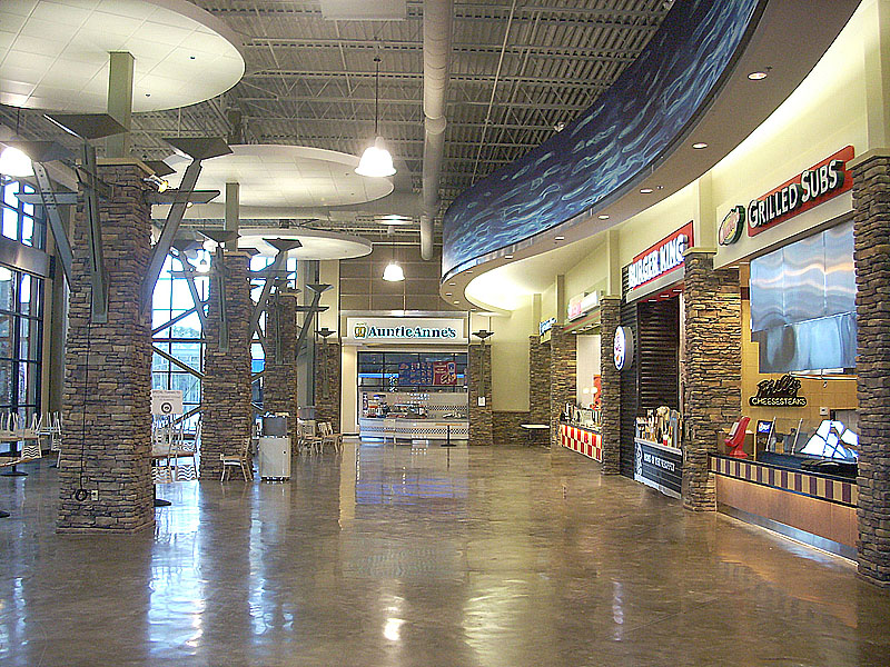 Food Court – Grand River Outlets, AL