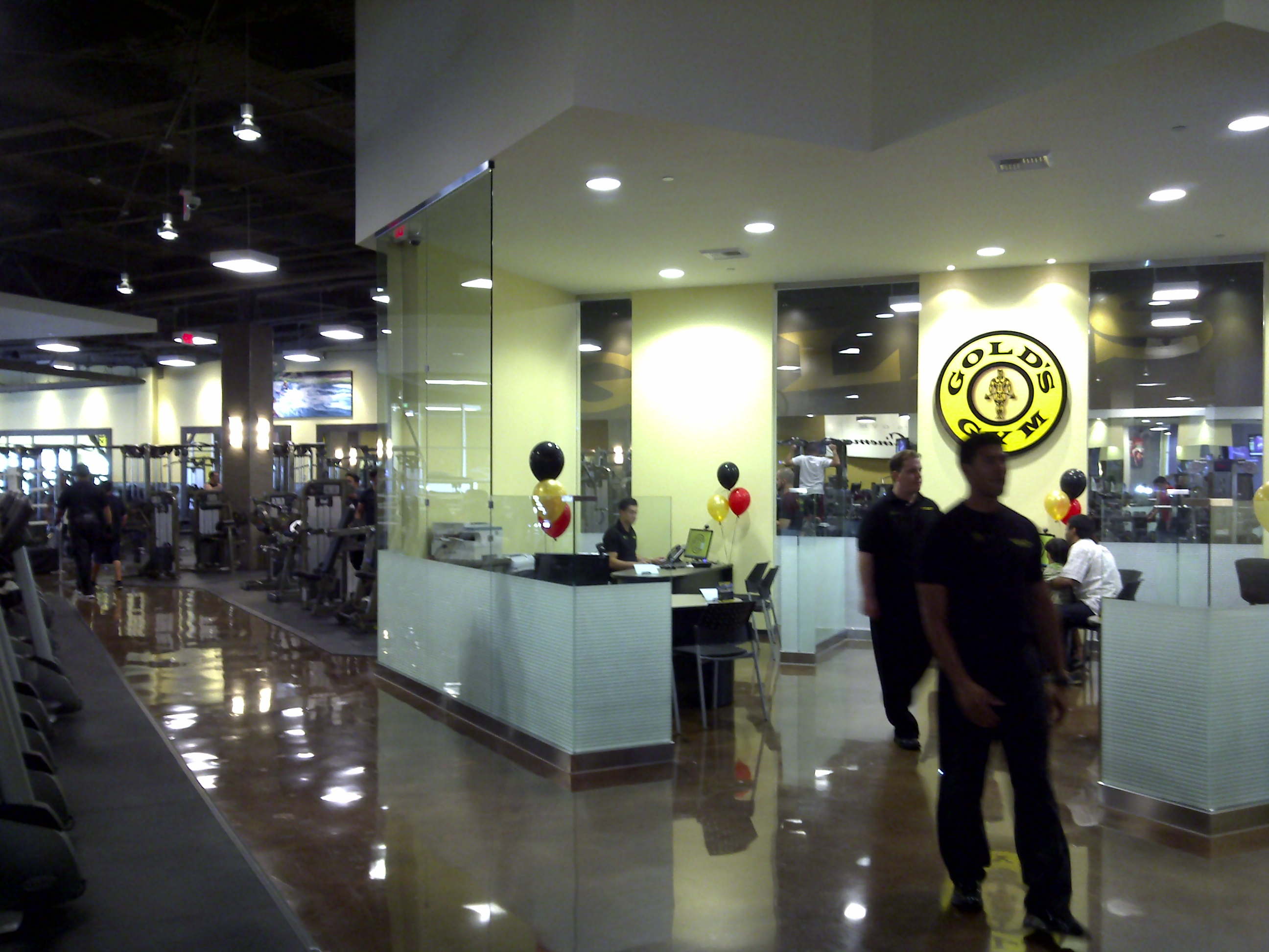 Gold'd Gym – West Covina, CA