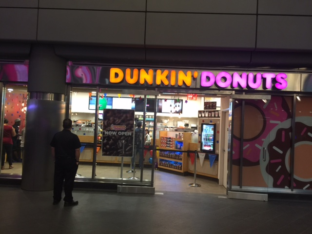 Dunkin' Donuts – Fulton St. Transportation Center, NY