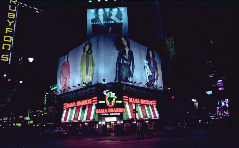 Sbarro's – 49th & Broadway, NY