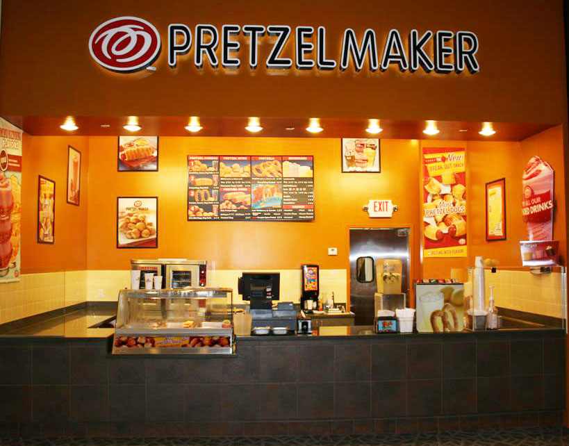 Pretzel Maker- Trumble, CT