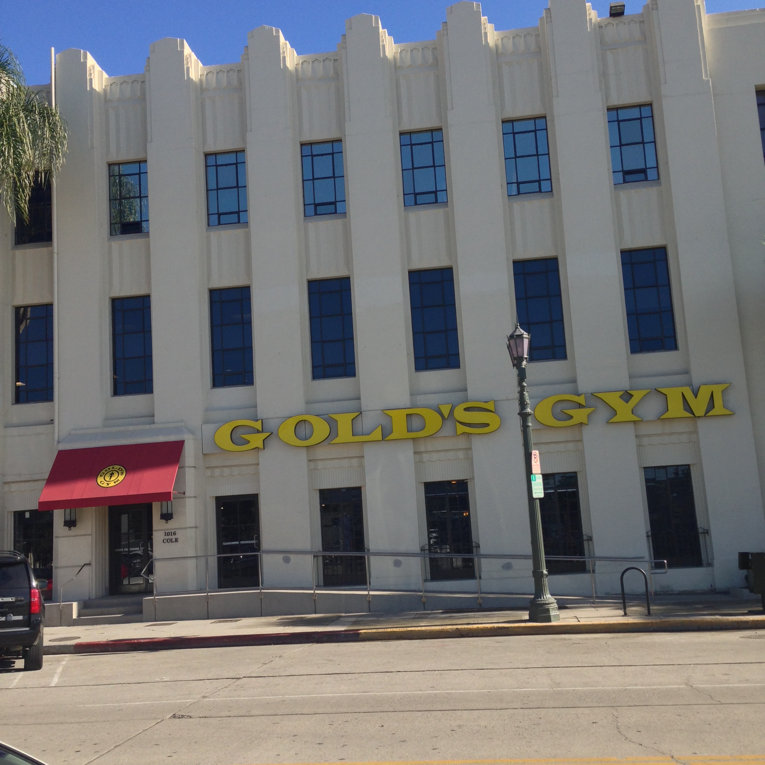Gold's Gym – Hollywood, CA