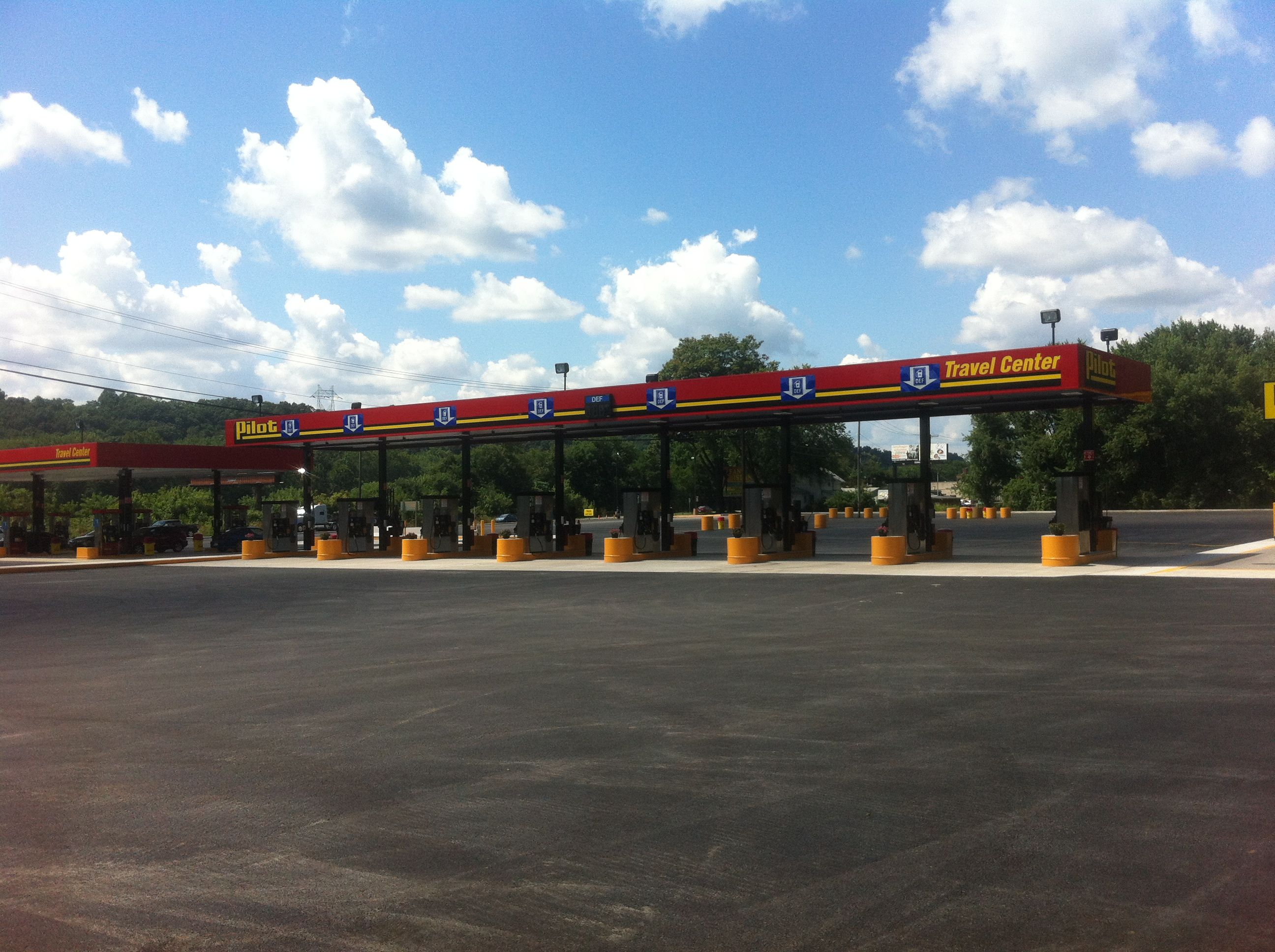 Pilot Travel Center – Duncannon, PA