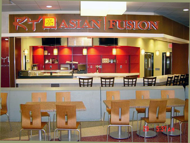 RYO Asian Fusion – Logan Airport, MA