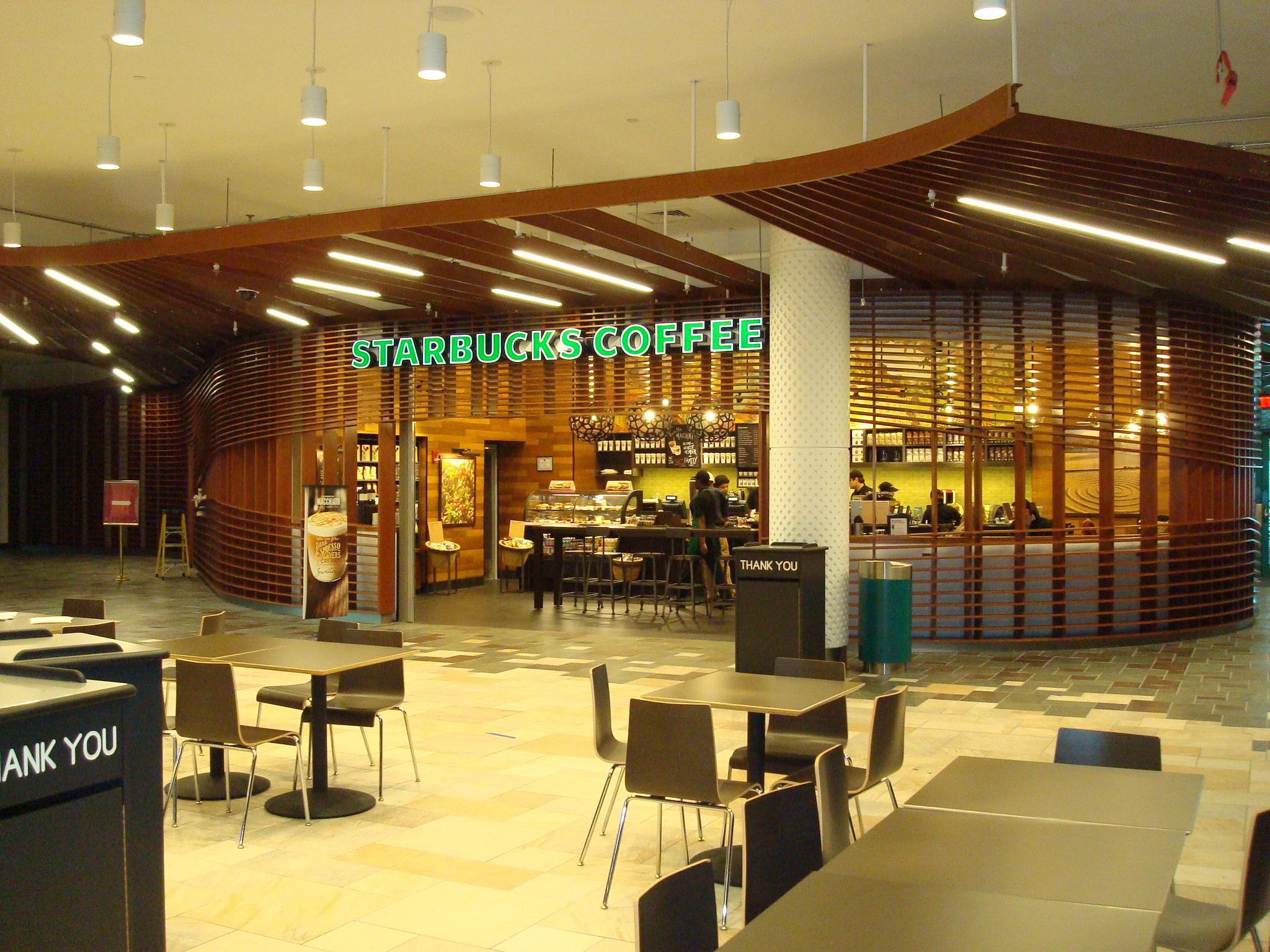 Starbucks – Foxwoods Casino, CT