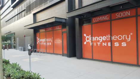 Orange Theory Fitness- Los Angles, California