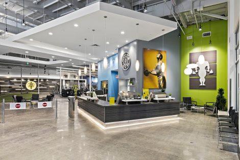 Golds Gym- Oxnard, California