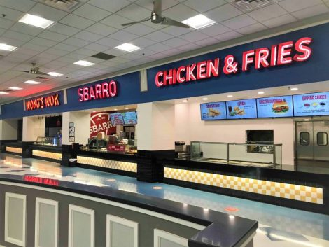 Chicken n' Fries- Tanger Outlets in Washington, PA